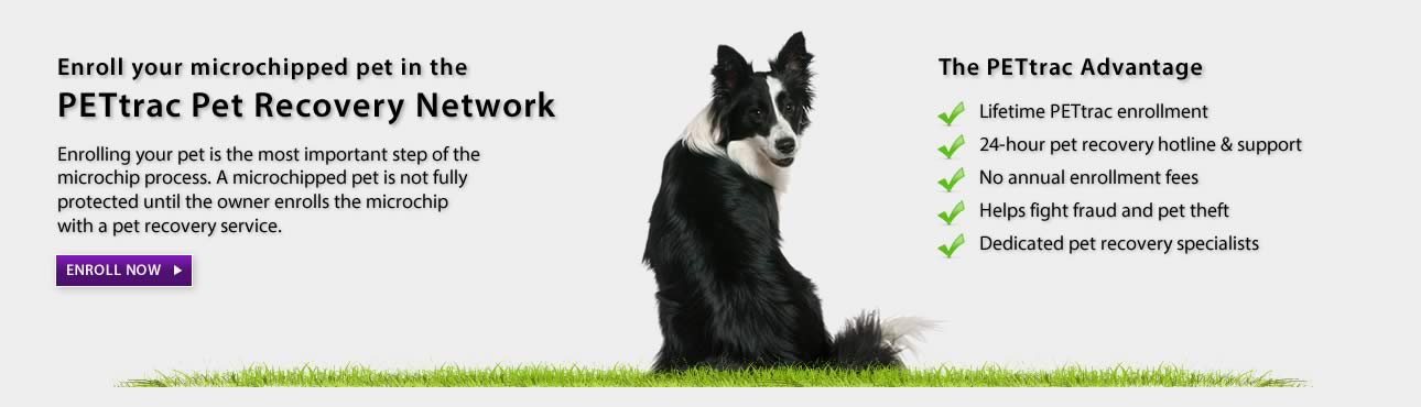 PETtrac Pet Recovery Network - Avid Identification Systems Inc