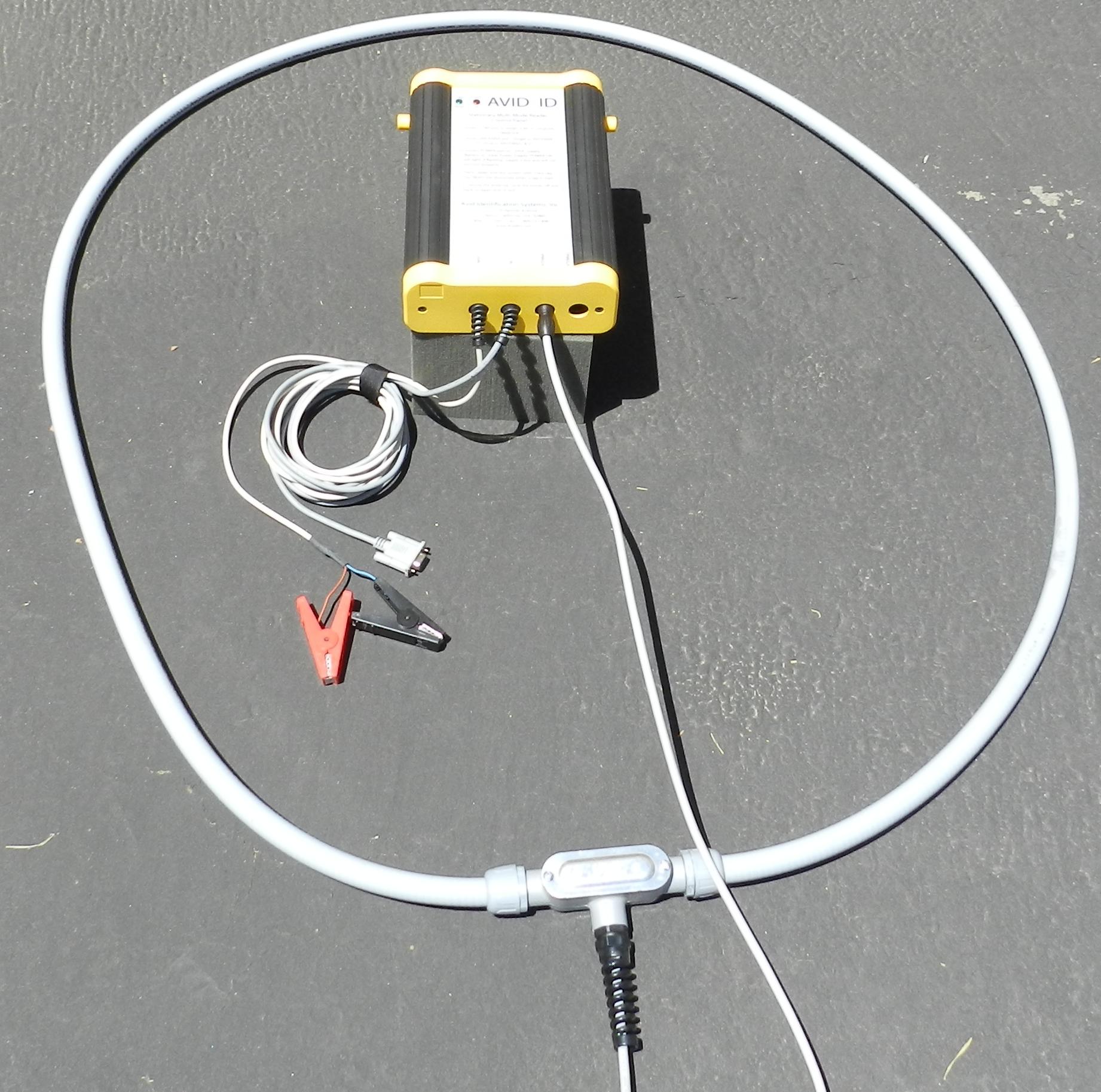 Auto-Tuning Reader (ISO FDX and HDX) | Avid Identification